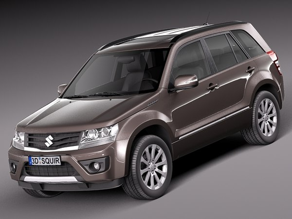 Suzuki Grand Vitara 2013 5door