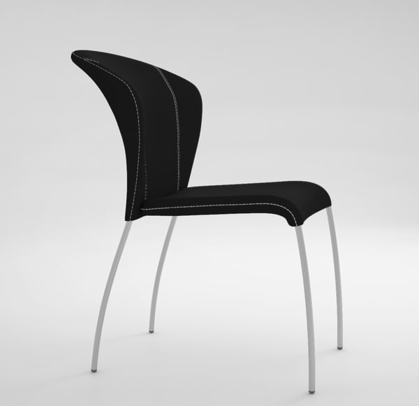3d montis calla chair model