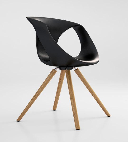 3dsmax tonon chair