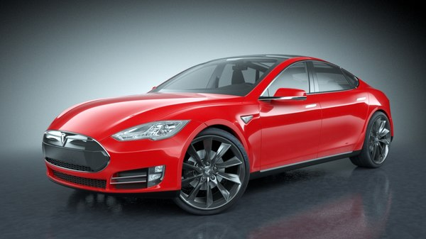Tesla Model S 2013