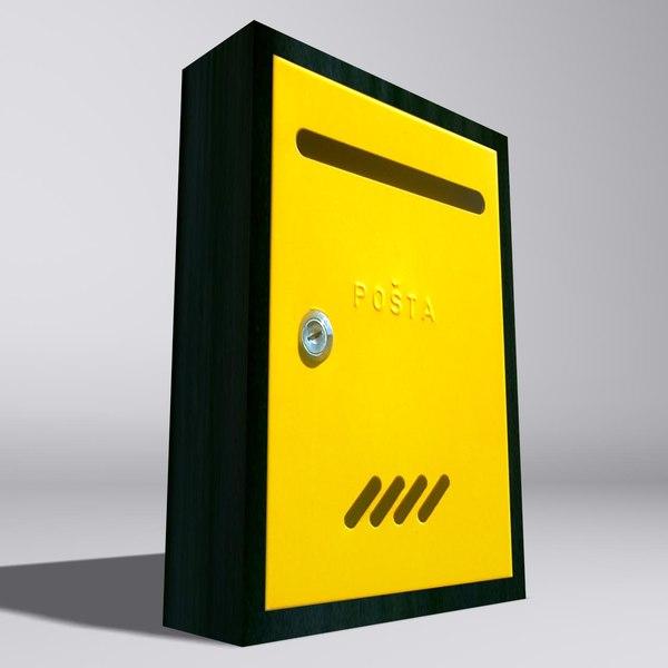 Europe Mailbox