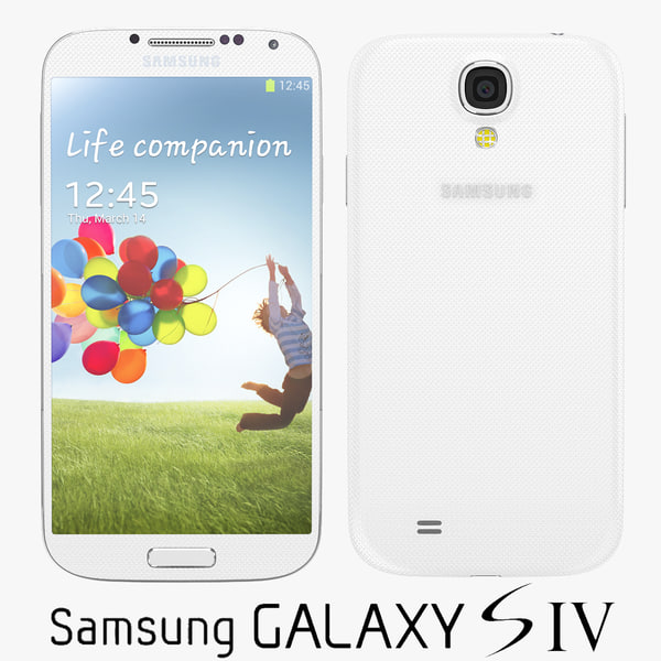 3d model flagship smartphone samsung galaxy