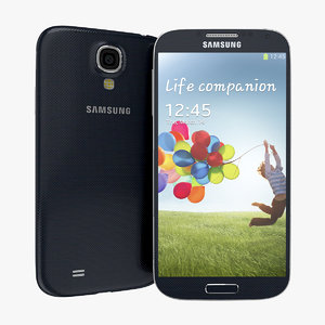 Samsung Galaxy S 4 IV S4 SIV Flagship Smartphone 2013 Blue