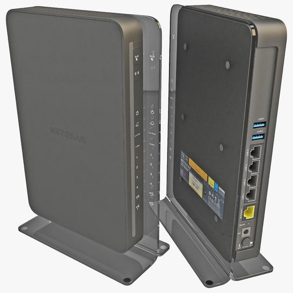NETGEAR Wireless Router N900