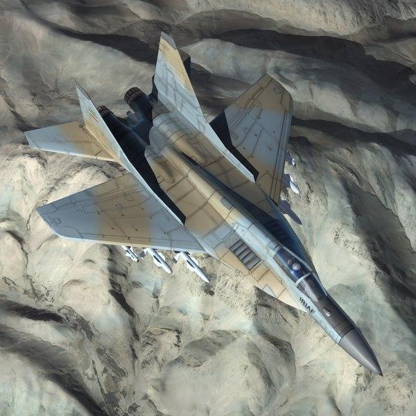 Mig29 Fulcrum IRIAF LW