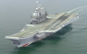 Liaoning CV16 Carrier XSI
