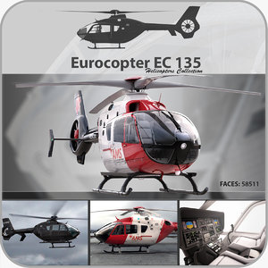 Eurocopter EC 135 Pack