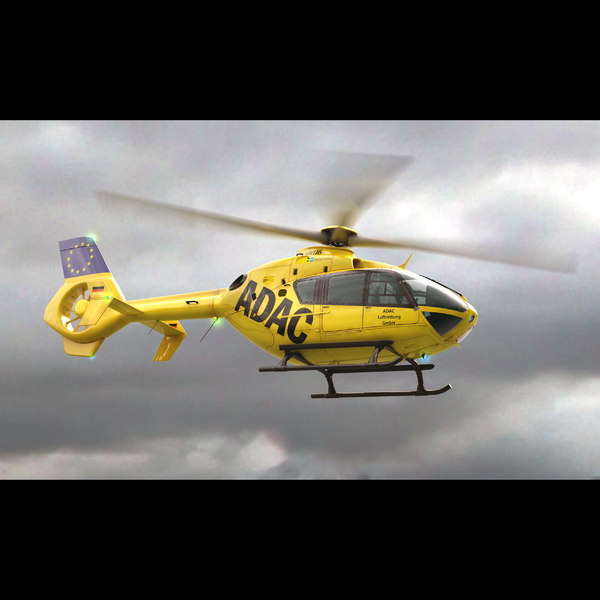 eurocopter ec 135 helicopter ma