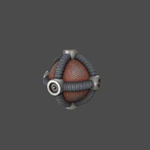 Sci-Fi Bomb V2