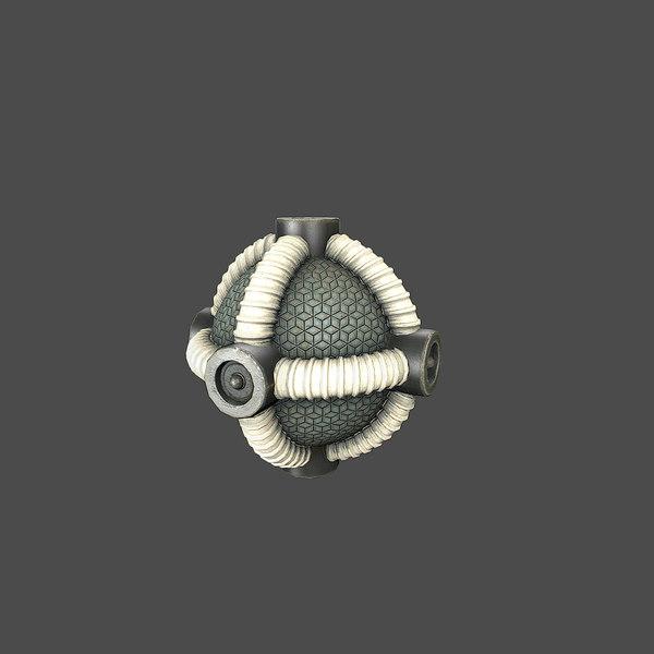 Sci-Fi Bomb V4