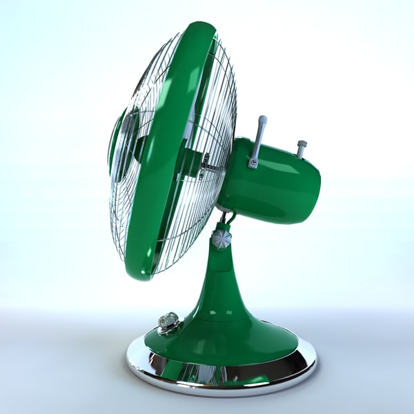 "Portable Fan (""Hunter"