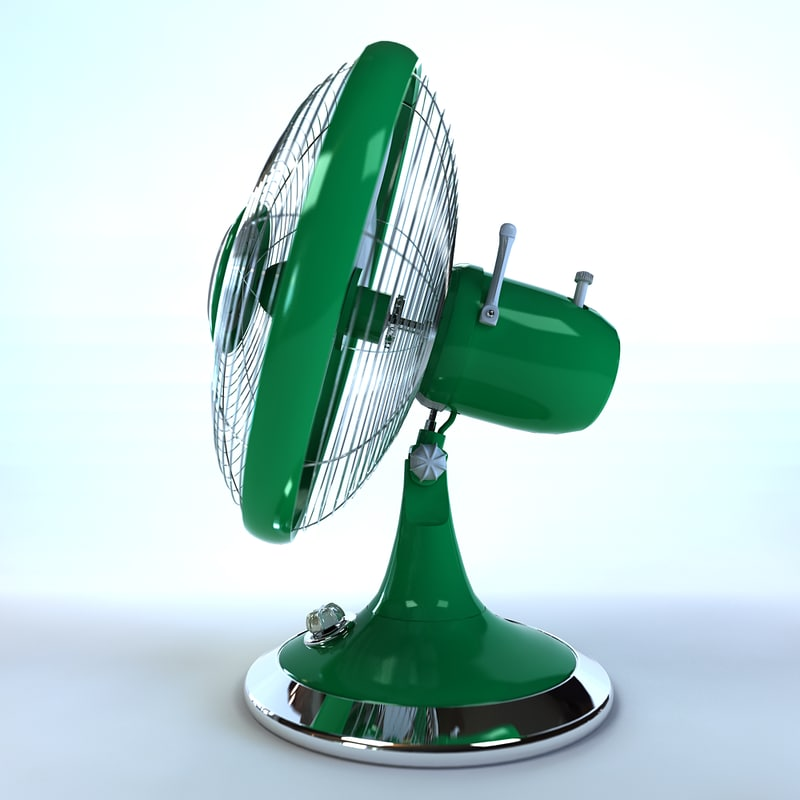 3d max fan hunter portable