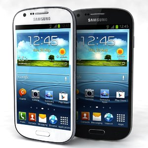 Samsung Galaxy Express I8730 Black And White