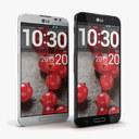 LG Optimus G Pro E985 3D models