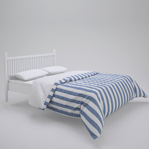 Duvet standard double (folded)