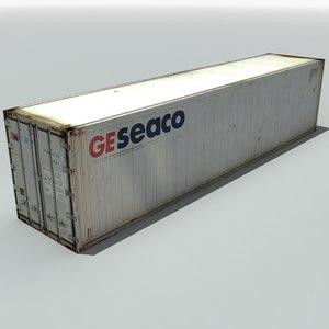 Metal Cargo Container