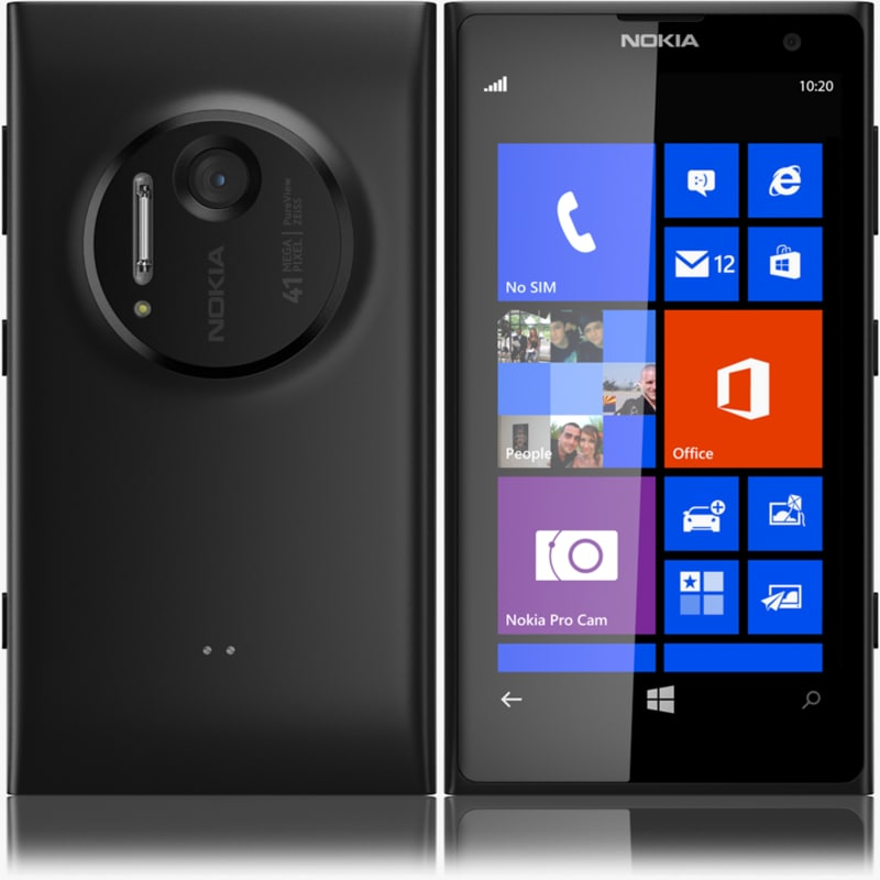 nokia lumia 1020 black max