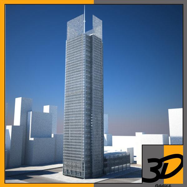 max hd new york building skyscraper