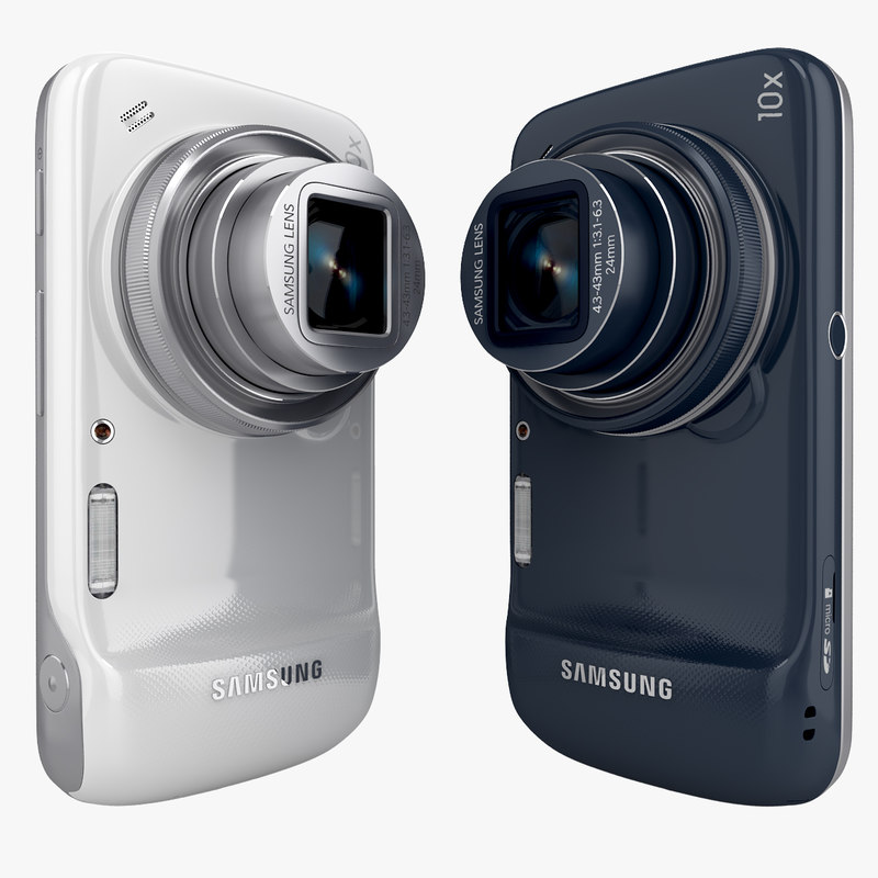 3d samsung galaxy s4 zoom