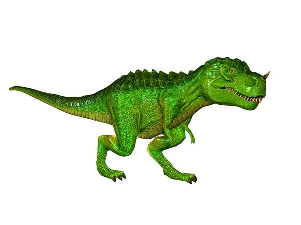 tyrannosaurus rex max