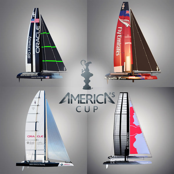 America World Cup Boats