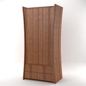 embrace wardrobe nut 3d 3ds