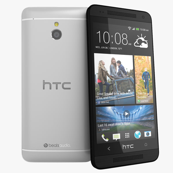 HTC One Mini Silver Black