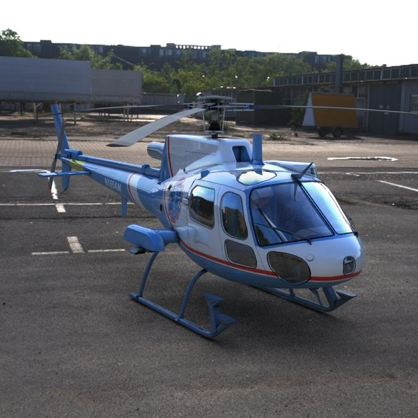 lwo as350 ecureuil air ambulance