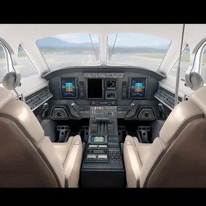 3d interior air