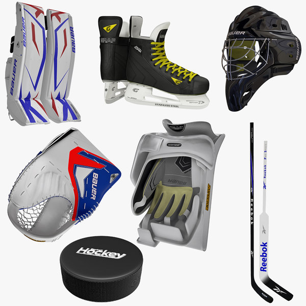 Ice Hockey Goalkeeper Equipment