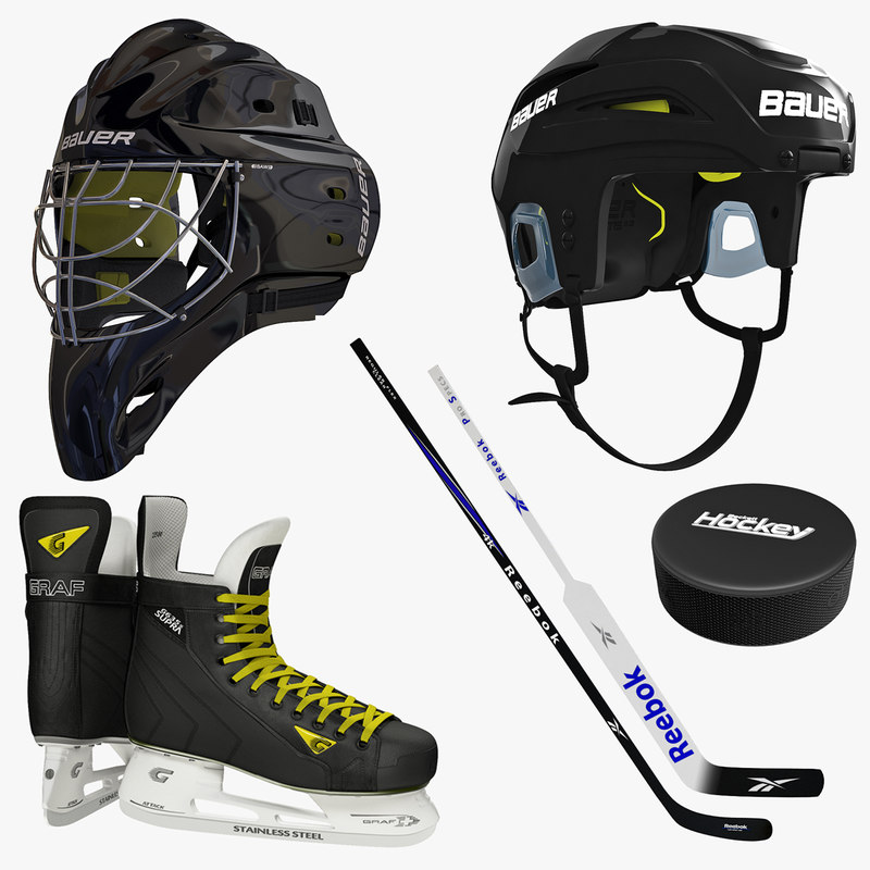 3d ice hockey equipment |Ice Hockey Stuff