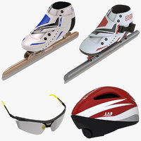 Speed Skating Equipment