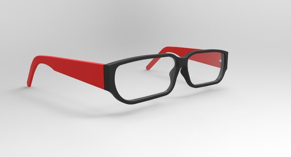 3d max reading glasses