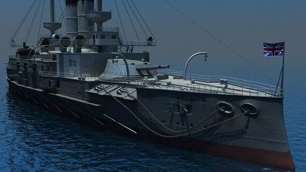 Ocean battleship