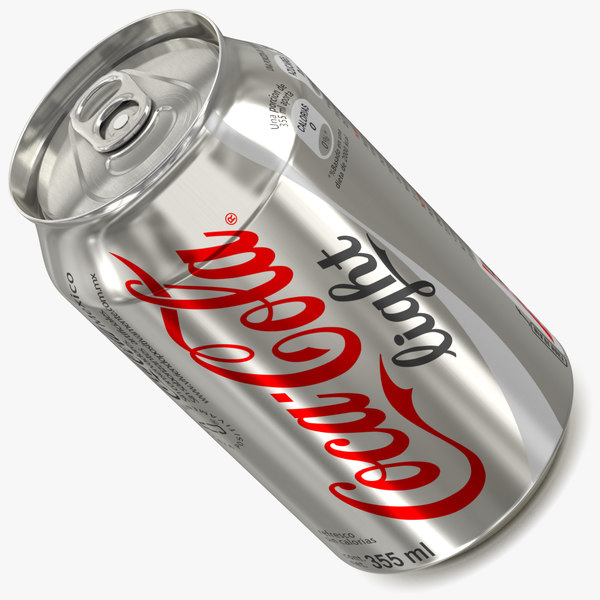 3d coke light