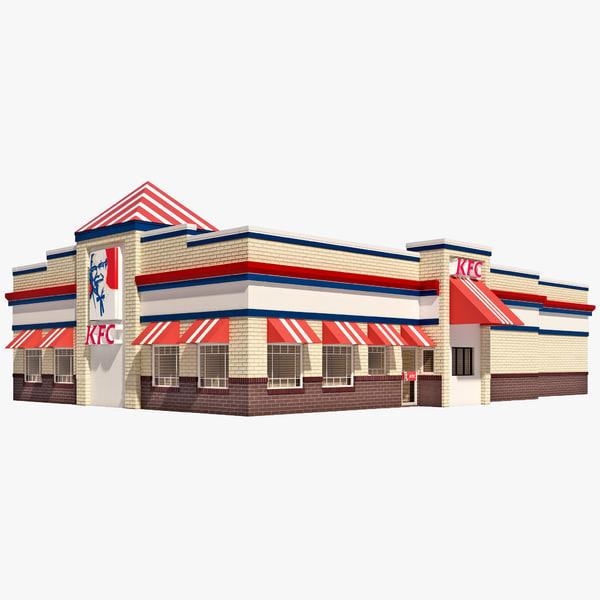 KFC Restaurant House