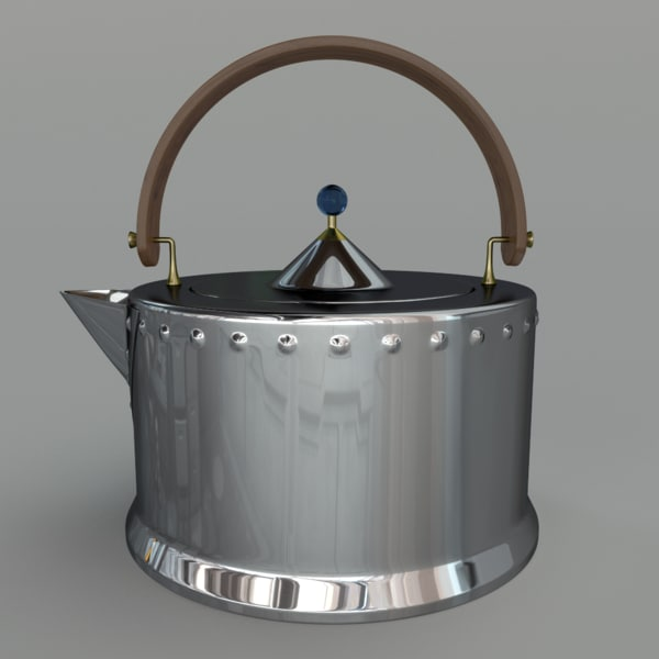 Kettle stove top