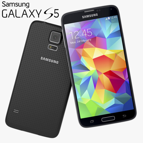 Samsung Galaxy S5 New Flagship Smartphone 2014