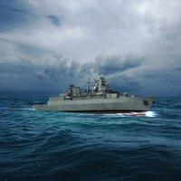 type f123 brandenburg class frigate 3d 3ds