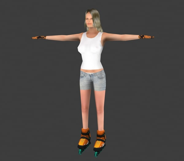 Skater Girl 5