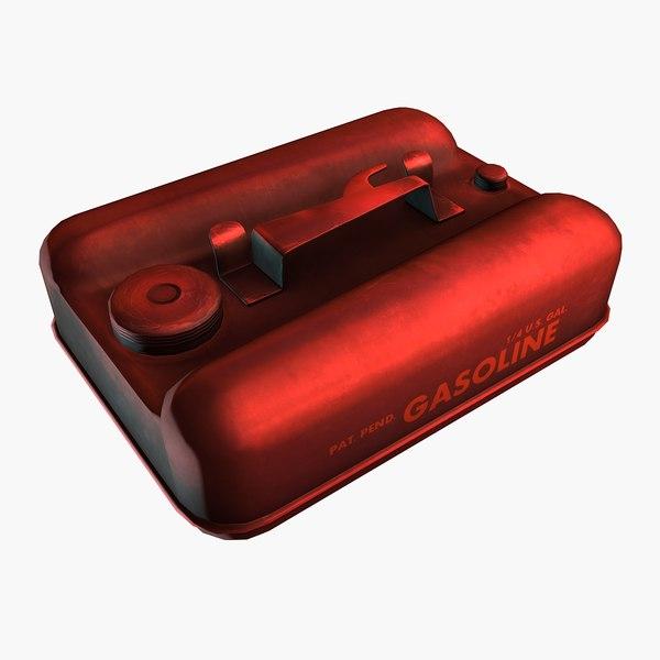 3d gas 1 model