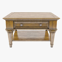 Classical Style Square Table