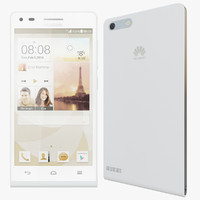 Huawei Ascend P7 Mini/G6 LTE White