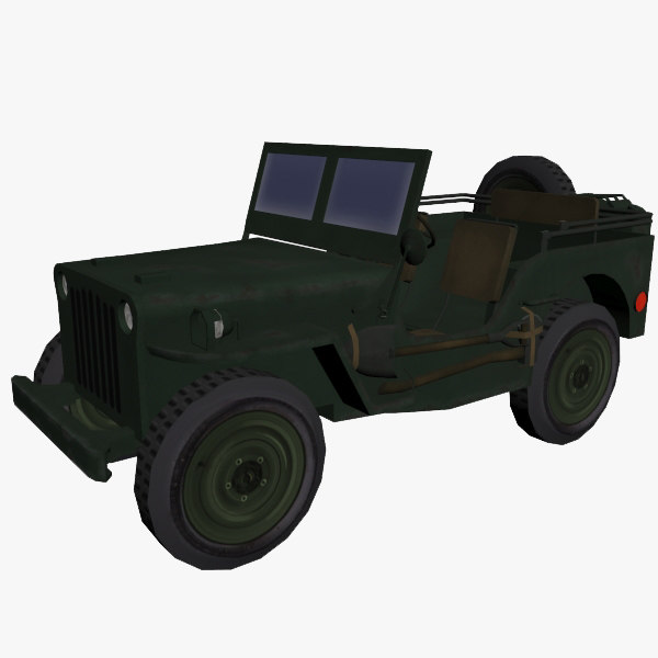 3ds max willys