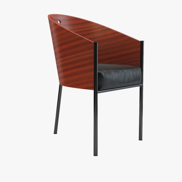 - driade costes armchair 3d model
