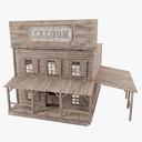 bar 3D models