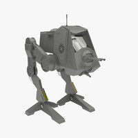 3d model of at-pt walker