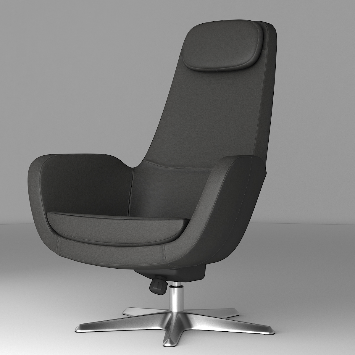 Arvika Ikea Swivel Chair