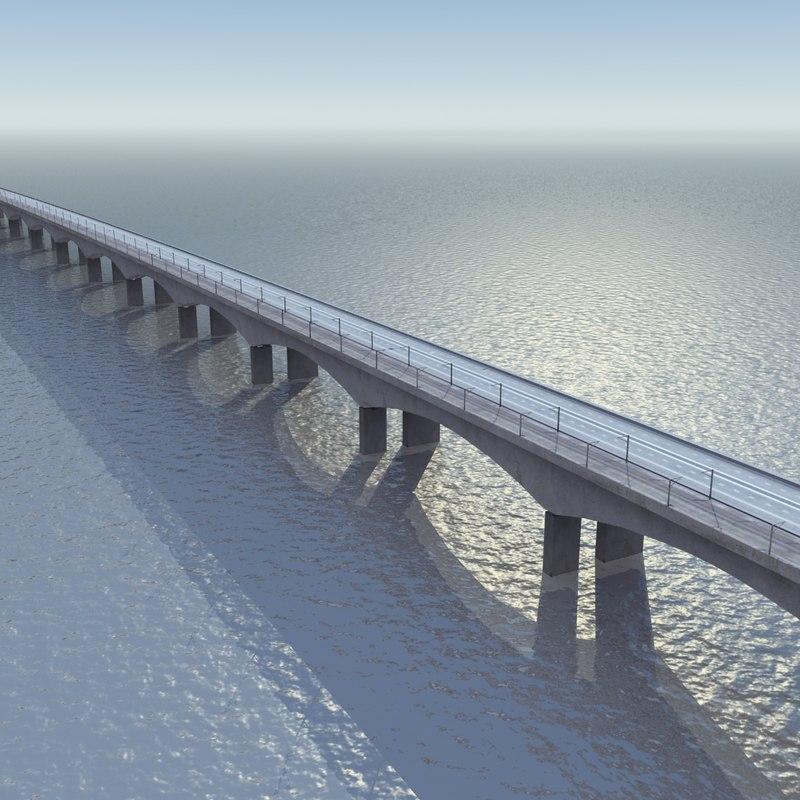 max great belt west bridge