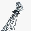 windmill 3D models